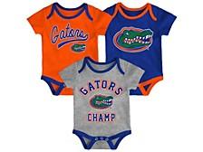 Florida Gators Newborn Champ Set