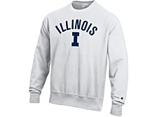 Illinois Fighting Illini Men's Vault Reverse Weave Sweatshirt