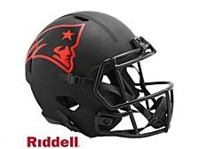New England Patriots Speed Eclipse Alt Replica Helmet