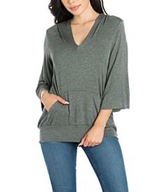 Women's Trendy Oversized Fashion Hoodie Top