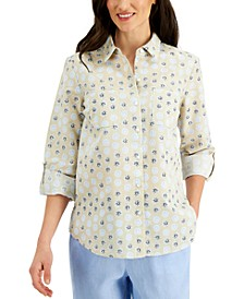 Printed Shirt, Created for Macy's