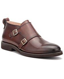 Men's Matron Double Monk Strap