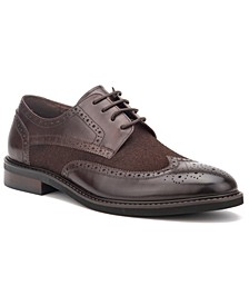Men's Bistro Wingtip Oxford