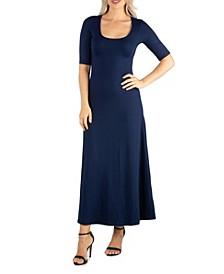 Women's Casual Maxi Dress