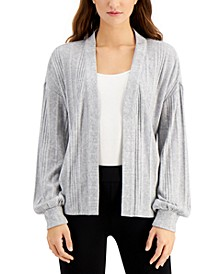 Cozy Cropped Cardigan, Created for Macy's
