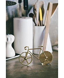 The Fixie Gold Pizza Cutter