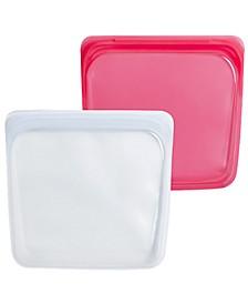 Reusable Sandwich Bags, Set of 2