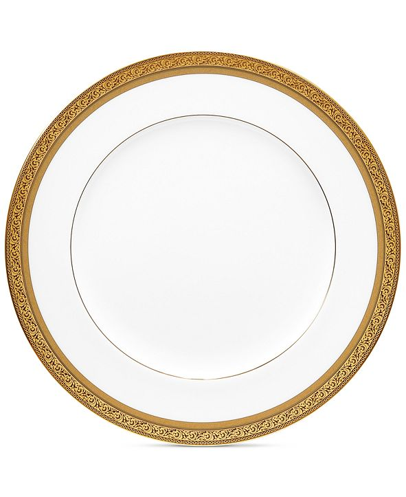 Noritake Summit Gold Dinner Plate
