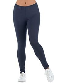 Women's Ankle Length Stretch Leggings