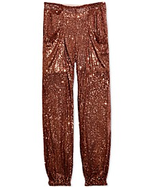 Morelia Sequin Jogger Pants
