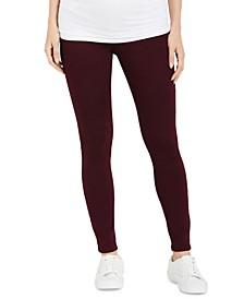 The Bella Secret Fit Belly 5-Pocket Skinny Leg Pants