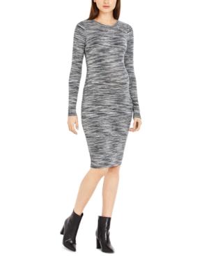 Spacedye Knit Maternity Dress