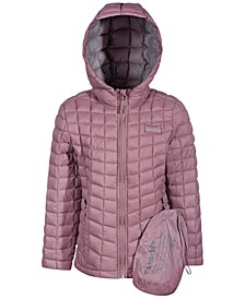 Little Girls Glacier Shield Packable Jacket