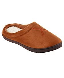 Isotoner Women's Microsuede Eden Comfort Hoodback Slippers