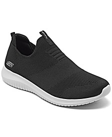 Women's Ultra Flex - First Take Walking Sneakers from Finish Line