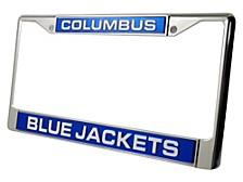 Columbus Blue Jackets Laser Frame