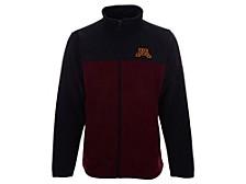 Minnesota Golden Gophers Men's Flanker Jacket III Fleece Full Zip Jacket