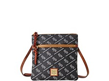 Dooney & Bourke Chicago White Sox League Collection Double-Zip Crossbody