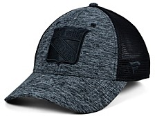 New York Rangers 2020 TNT Black Ice Mesh Flex Cap