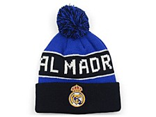 Real Madrid Club Team Bench Warmer Knit Hat