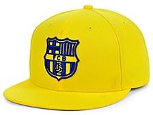 FC Barcelona Soccer Club Team Retro Color Pack Snapback Cap