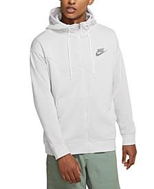 Men's Sportswear French Terry Fleece Full-Zip Hoodie