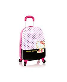 "Hello Kitty 20"" Tween Hardside Carry-on Spinner Suitcase"