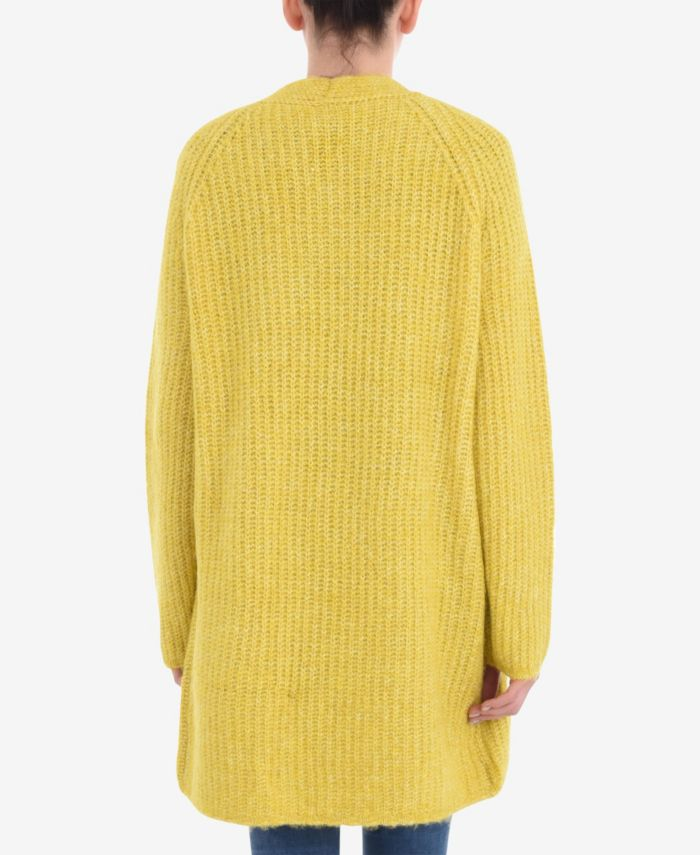 Live Unlimited Women's Long Sleeveline Cardigan with Pocket Detail & Reviews - Sweaters - Women - Macy's