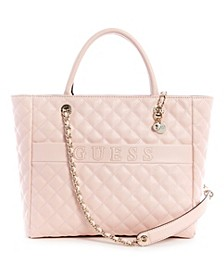 Illy Quilted Elite Tote