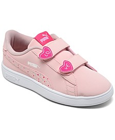 Toddler Girls Smash v2 Candy Stay-Put Closure Casual Sneakers from Finish Line