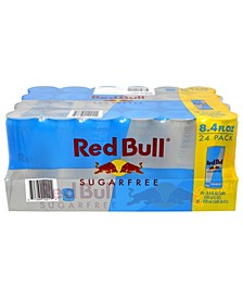 Sugarfree Energy Drink, 8.4 oz, 24 Count