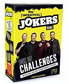 Impractical Jokers Box of Challenges