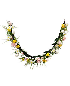Tulip & Daffodil Garland, Created for Macy's