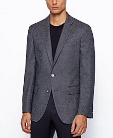 BOSS Men's Hartlay Slim-Fit Jacket