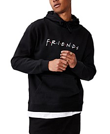 Men's Collab Fleece Pullover