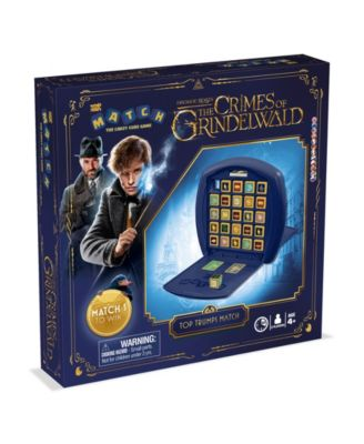 Game of Match - Fantastic Beasts Card Game