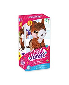 by Numbers Fabric Figure Kit - 3D Pony Plushcraft