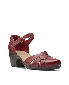 Women's Collection Emily Daisy Shoes