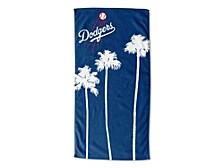 Los Angeles Dodgers Three Sisters Beach Towel