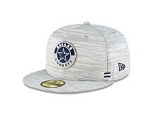 Dallas Cowboys On-Field Sideline 59FIFTY Cap