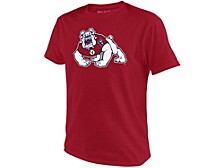 Men's Fresno State Bulldogs Big Logo T-Shirt