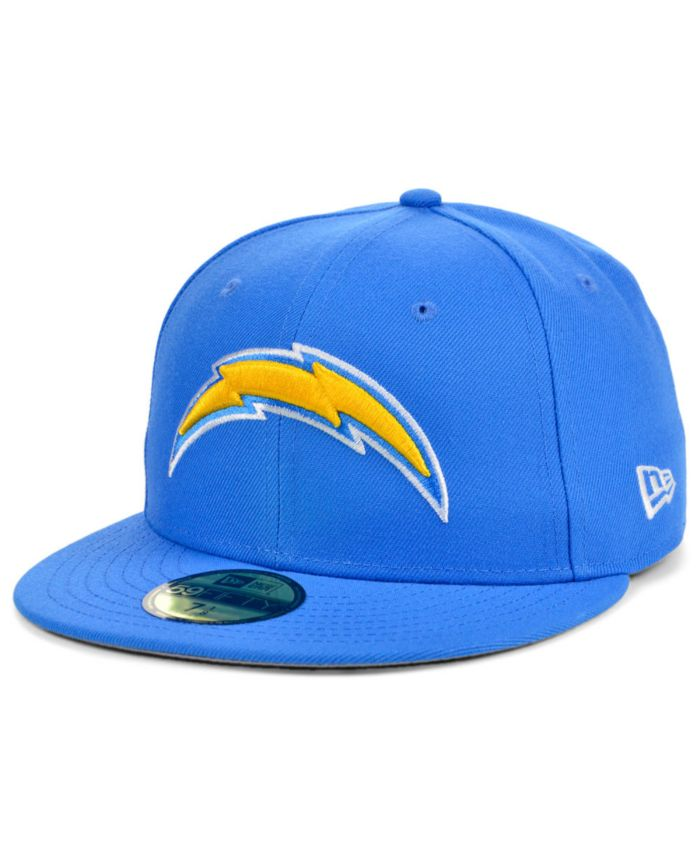 New Era Los Angeles Chargers Team Basic 59FIFTY Cap & Reviews - NFL - Sports Fan Shop - Macy's