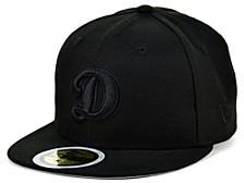Los Angeles Dodgers Blackout 59FIFTY Cap