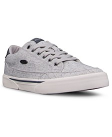 Men's Stockwell Linen Classic Low Top Fashion Sneaker