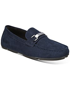 Men's Egan Hardware Driving Loafers, Created for Macy's