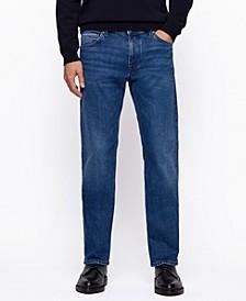 BOSS Men's Maine3 Regular-Fit Jeans