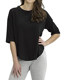 Women's 3/4 Sleeve Pajama Shirt