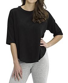 Women's 3/4 Sleeve Pajama Shirt