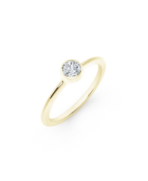 Forevermark Tribute Collection Diamond (1/6 ct. t.w.) Ring in 18k Yellow