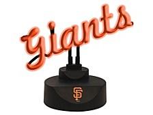 San Francisco Giants Script Neon Desk Lamp